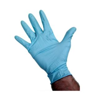 0204 Powdered Disposable Nitrile Gloves