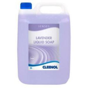 S-072789X5 Lavender Liquid Soap