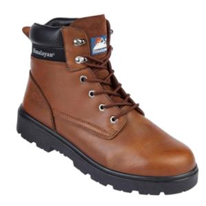 1121 S3 Brown Waterproof Safety Boots