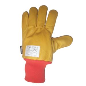 180T Leather Thinsulate lined Cryogenic Glove