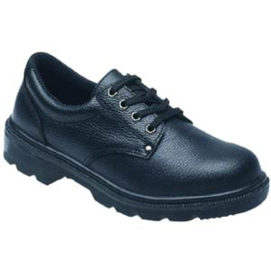 2414 Black Dual Density Safety Shoe
