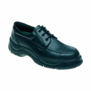 310 Black widegrip apron front shoe