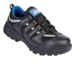 3420 Black Trainer Shoe