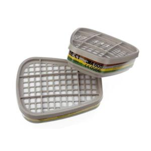 6059 ABEK1 Filters for 6000/7000 series mask