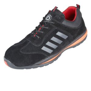 4204 Unisex Black Metal Free Trainer Style Shoe