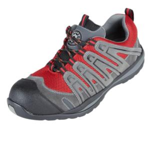 4206 Unisex Halcon Red Trainer Shoe