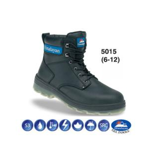 5015 Black Himalayan Boot