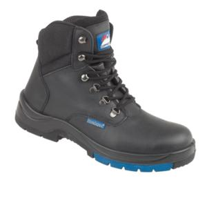 5104 Black Hiker Boot