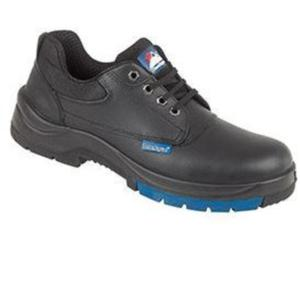 5106 HyGrip Black Leather S3 Shoe