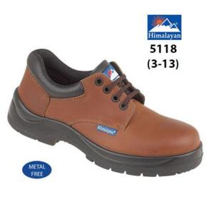 5118 Hygrip brown shoe