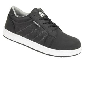 5125 Black Mens SkaterStyle Safety Shoe