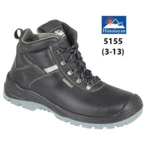 5155 Black Iconic Safety Boot
