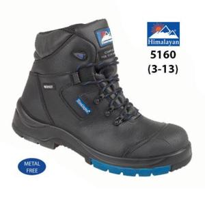 5160 Hygrip Black Boot