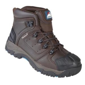 5207 S3 Waterproof Brown Boots
