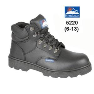 5220 Black S3 waterproof boot