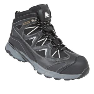 5222 Black Hiker Boot