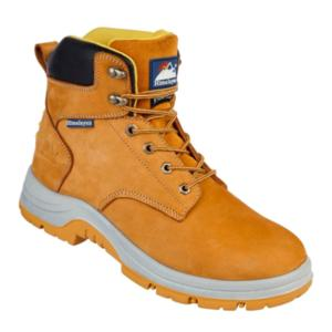5250 PU Rubber Honey Safety Boot