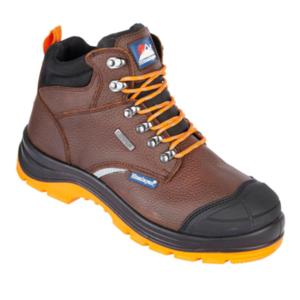 5403 Reflecto Brown S3 Waterproof PU Safety Boot