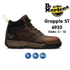 6935 Teak  Grapple Chukka Boot
