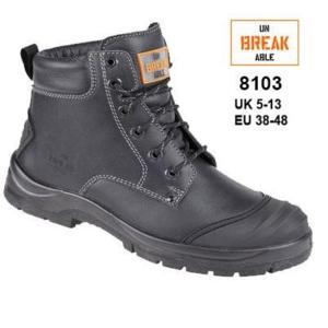 8103 S3 Trench Pro Boot with bumpcap