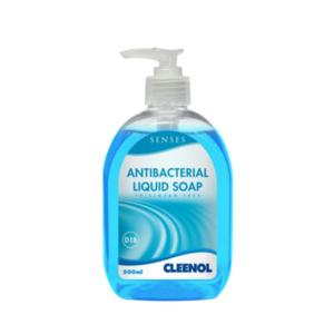 S-077019 Senses Antibacterial Liquid Soap