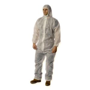ASPB Hooded Polypropylene Coverall