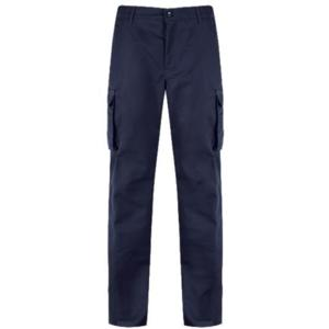 MT40 Navy Cargo Trousers