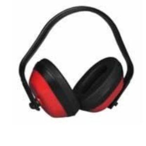 PW40-RED Ear Defenders