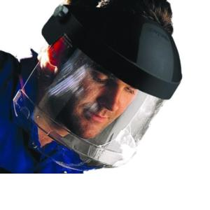S910 Polycarbonate Connect Chinguard Visor