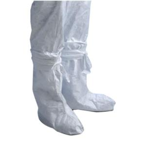 S-D8-1422A-WHITE Tyvek Overboots