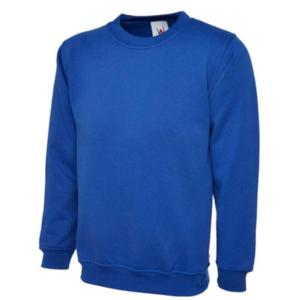 UC203 ROYAL Classic Sweatshirt