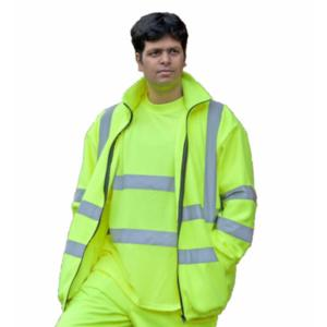 CPHVFY High-Visibility Fleece