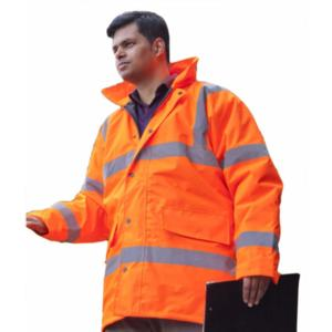 CPHVJO High-Visibility Anorak