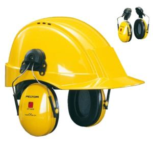 H510P Optime 1 Helmet Mounted Hearing Muff