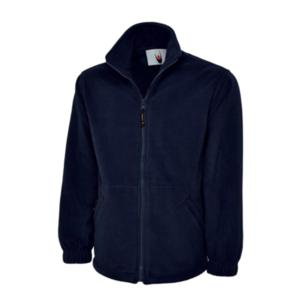UC604 NAVY Navy Fleece Jacket