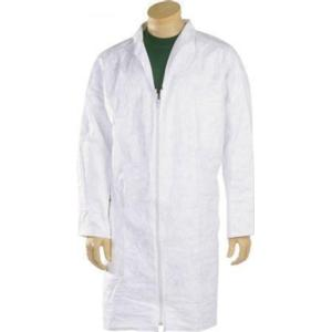 Zipped Visitor Coat Zipped Visitor Coat